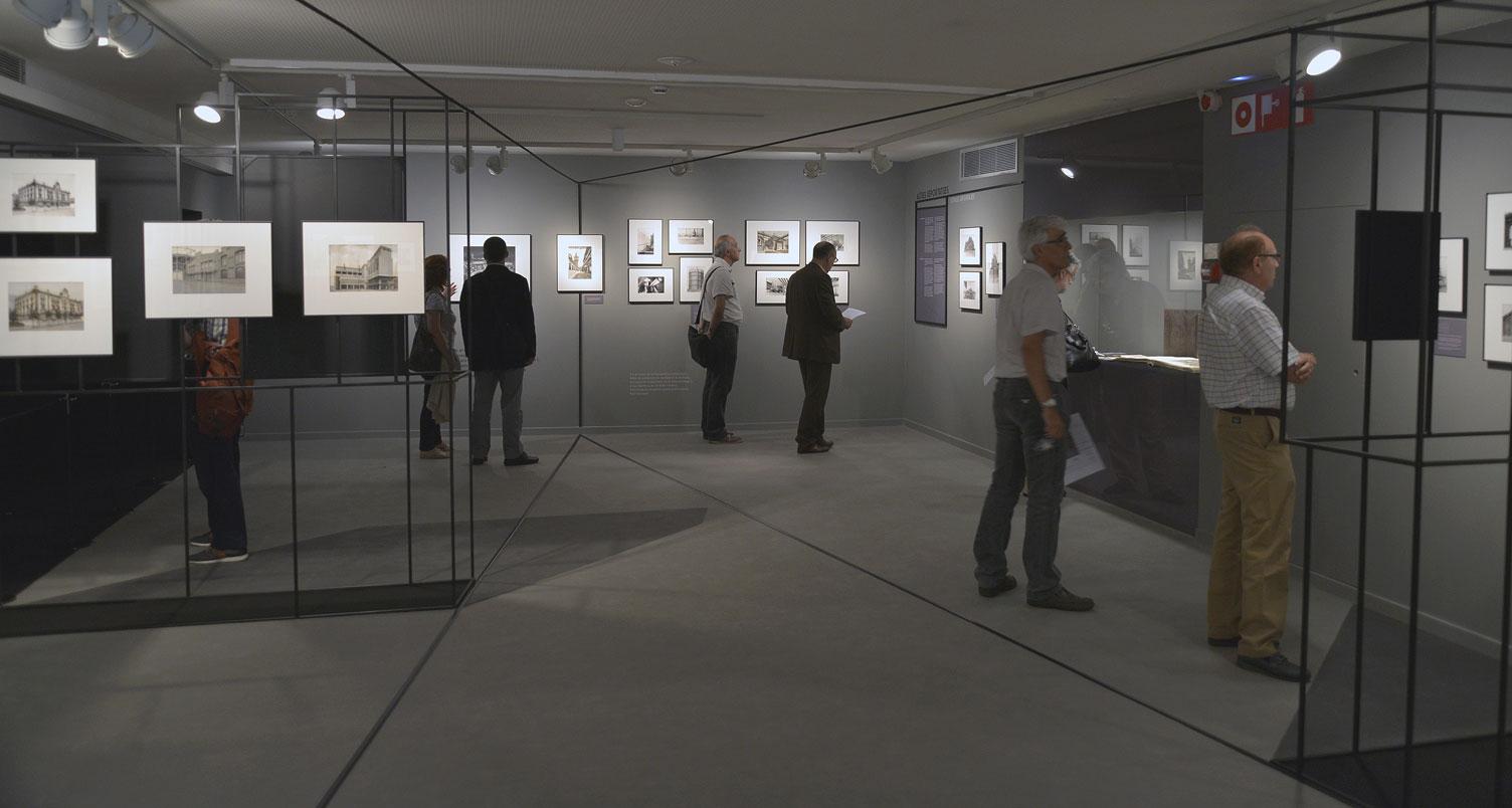 exposición fotográfica para el Museu de Gas de Sabadell