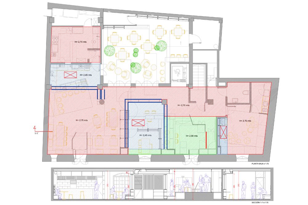 INTERIORISMO hostel complutum