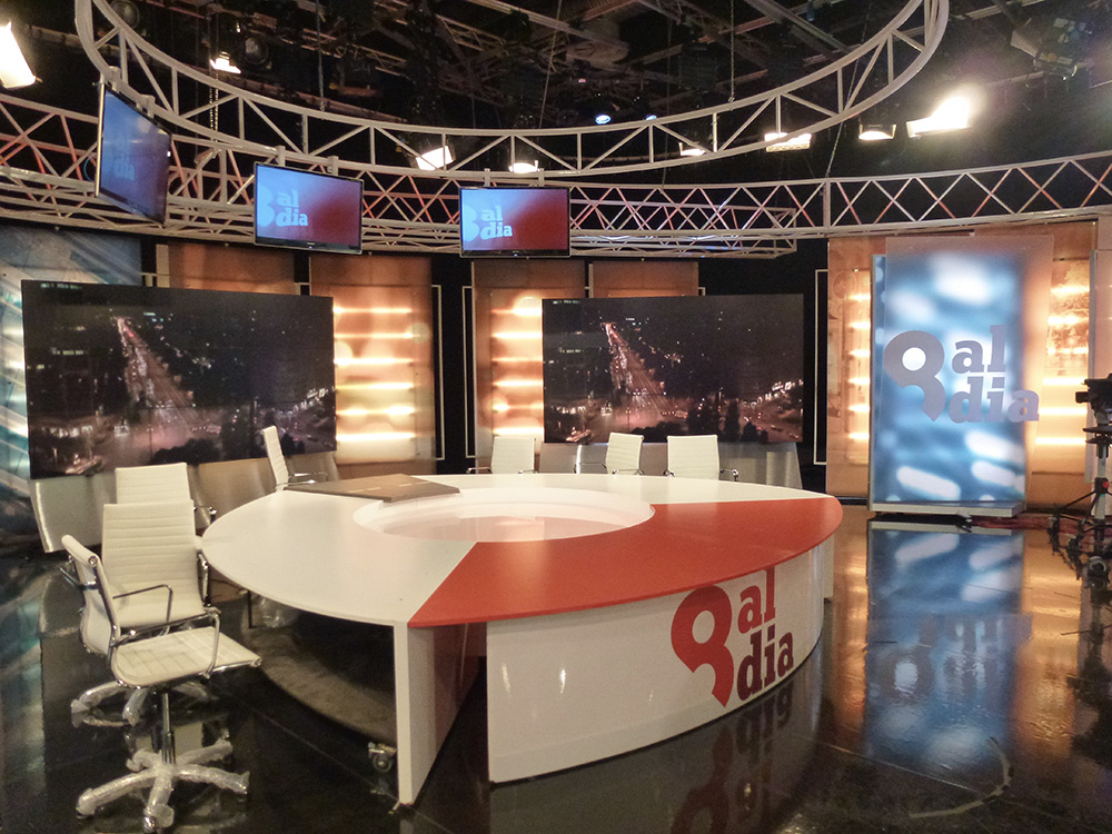 TV 8 al dia