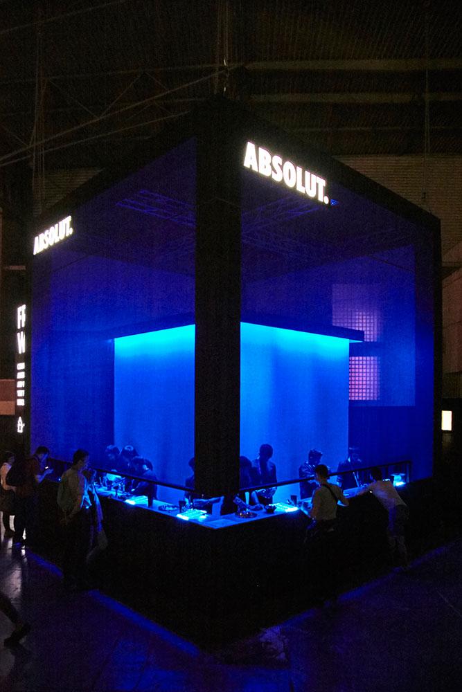 espacios absolut para el Sonar Festival